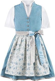 Stockerpoint Mädchen Kinderdirndl Natalja Jr. Kleid für besondere Anlässe