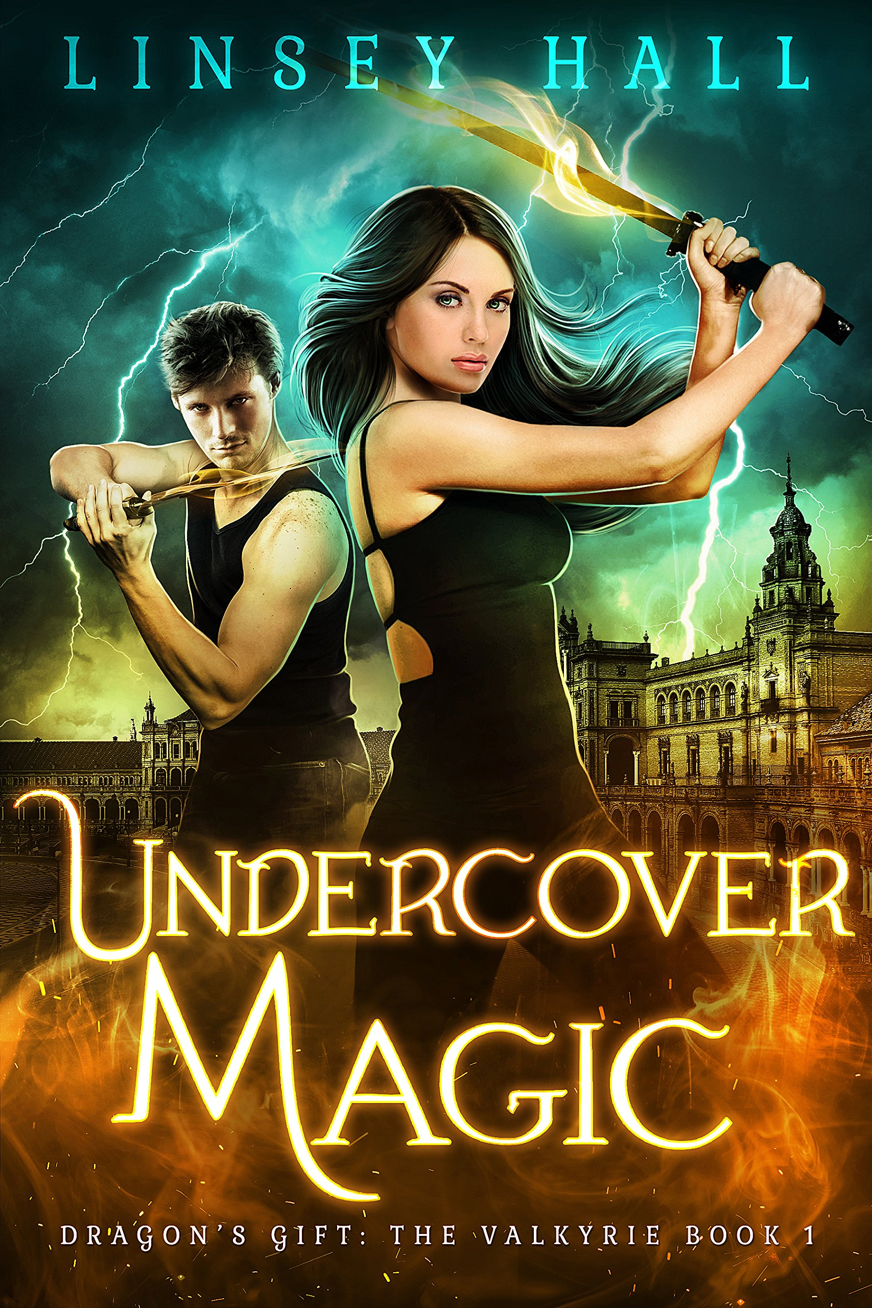 Undercover Magic Dragons Gift Valkyrie ebook