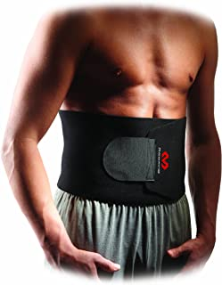 Mcdavid Waist Trimmer Belt, Waist Trainer, Promotes SWEAT & WEIGHT LOSS in Mid-Section, Sold as Single unit