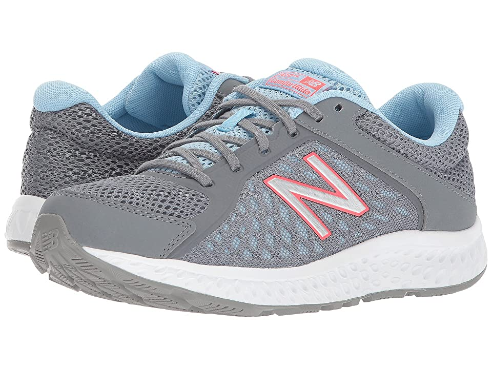 New Balance 420v4 (Gunmetal/Clear Sky) Women