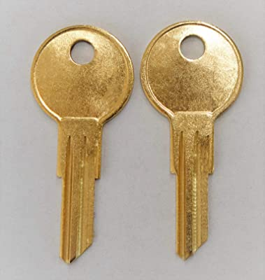2 Herman Miller Replacement Keys from Key Code LL226 Free Tracking LL425