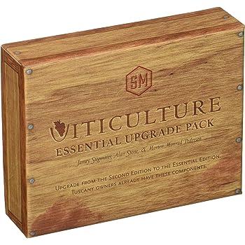 Viticulture Edición Esencial (Juego de mesa en Castellano): Amazon ...