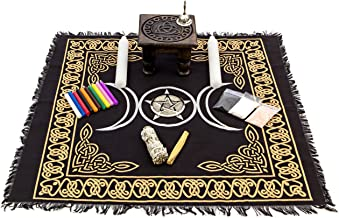 Alternative Imagination Wiccan Altar Supply Kit, Brand (Deluxe)