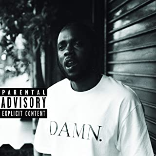 DAMN. (COLLECTOR'S EDITION) [2LP] (CLEAR COLORED VINYL, LIMITED) [12 inch Analog]