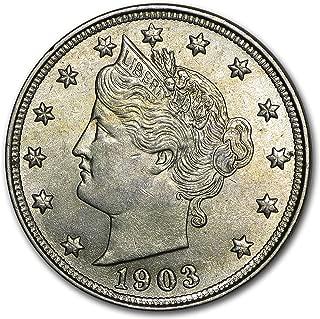 1903 liberty head nickel