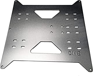 [DIYE] Y Carriage Plate Upgrade for Maker Select and Wanhao Duplicatior i3 3D Printers - Updated