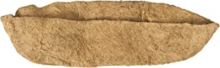 CobraCo CLH36HTR 36-Inch Horse Trough Coco Liners in Poly-Bag for Planter
