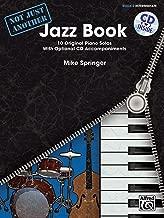 ليس فقط آخر الجاز ، على شكل كتاب BK مقاس 2: 10الأصلي ملعب البيانو مع اختياري CD accompaniments ، كتاب & CD