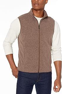 Men's Full-Zip Polar Fleece Vest
