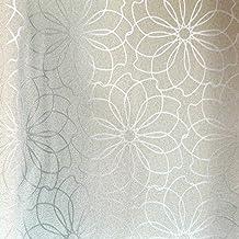 PVCWallpaper White-silver53 cm x 10.05 m