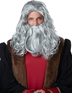 California Costumes Men's Renaissance Man Wig & Beard