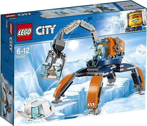 LEGO ty Arktis-Eiskran auf Stelzen 60192 Kinderspielzeug