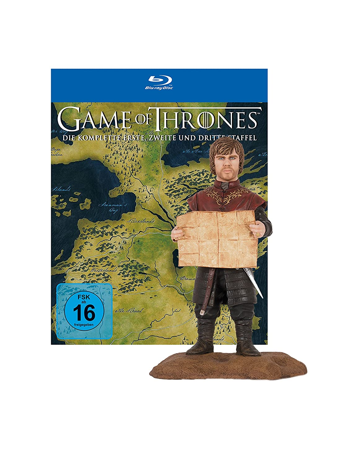 Game of San Diego Mall Thrones All items free shipping Season 1-3 Tyrion exclusive with collectibles t