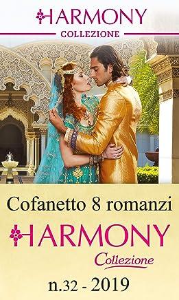 Cofanetto 8 romanzi Collezione n.32/2019: Harmony Collezione