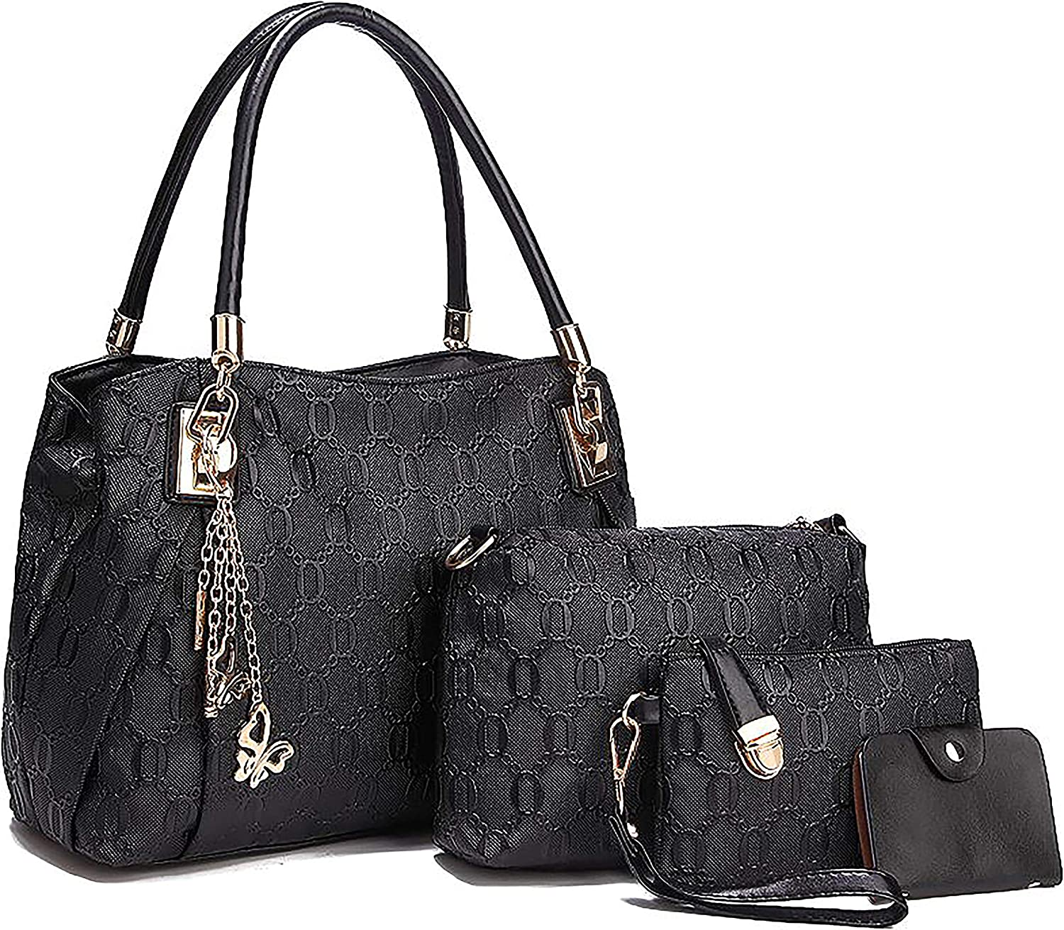 Women's Handbag Set Large Plus Bag Louisville-Jefferson County Mall Cosmetic Outlet ☆ Free Shipping Small AWL