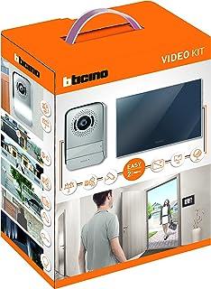 Bticino - 317013 videoteléfono acabado de espejo kit de 2