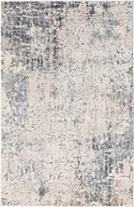 RugVista Tappeto Atlas - Dk.Grey/Beige T832A_INM11 120x180 Tappeto Moderno