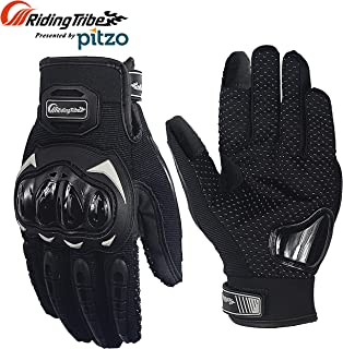 Probiker Riding Tribe Touch Screen Protective Gloves for Motor Cycle/Bike/Moto Cross/Outdoor Sports Bicycle Cycling/Racing/Driving/Riding - Full Finger