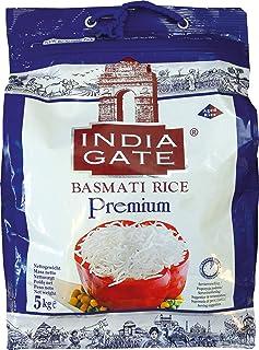 comprar comparacion Indiagate Arroz Basmati 5000 g