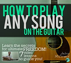 How to Play ANY Song on the Guitar