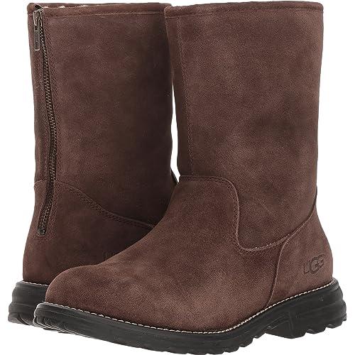 216a307de15 Leather Uggs: Amazon.com