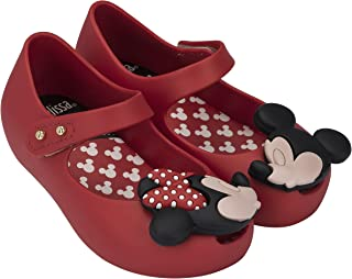 Mini Melissa Ultragirl Disney Twins BB Mary Jane Shoe (Toddler)