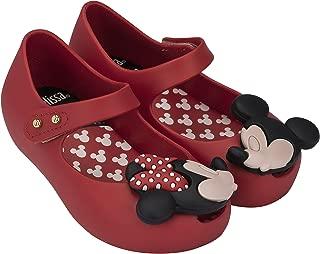 Mini Melissa Ultragirl Disney Twins BB Mary Jane Shoe (Toddler)
