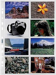 Favorit 100460145 - Busta Porta Foto 16 Tasche, 10 x 7 cm, Trasparente