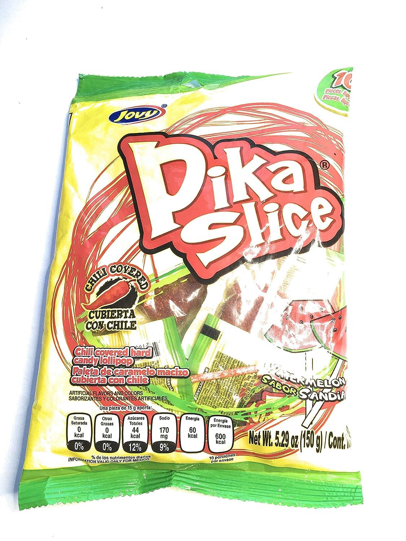 1 5.29 oz 1 year warranty Bag Pika Slice Har Watermelon Covered Chili Austin Mall Flavored