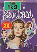 Bewitched: The Complete First & Second Seasons IN COLOR: Contains 38 Episodes