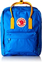 Fjallraven - Kanken Classic Backpack for Everyday, UN Blue/Warm Yellow
