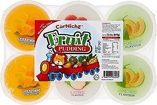 Corniche Mixed Fruit Pudding Tray, 6 x 110g