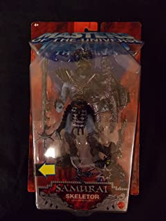 Masters of the Universe, Samurai Skeletor with Action Chip, 2002 very rare