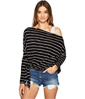 Free People - Striped Love Lane Tee