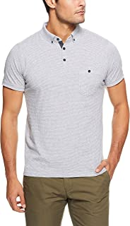 Oxford Men Percy Printed Polo