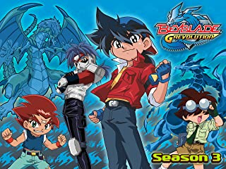 Beyblade G Revelution Season 3