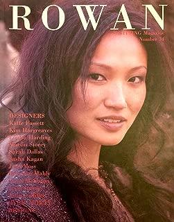Rowan Knitting Magazine, No. 34