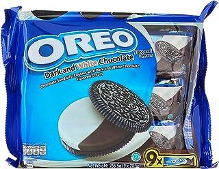 Oreo Dark and white chocolate Cookies 9 x 28.5g