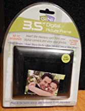 GiiNii GN-311 3.5-Inch Digital Picture Frame