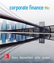 EBOOK ONLINE ACCESS FOR CORPORATE FINANCE (The Mcgraw-hill/Irwin Series in Finance, Insurance, and Real Estate)