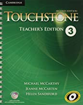 Touchstone Level 3 Teacher's Edition with Assessment Audio CD/CD-ROM