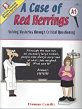 A Case of Red Herrings: Solving Mysteries Through Critical Questioning, Book A1 (Grades 4-6)