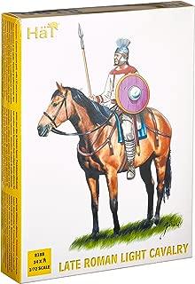 Late Roman Light Cavalry & Horses (24) 1/72 Hat