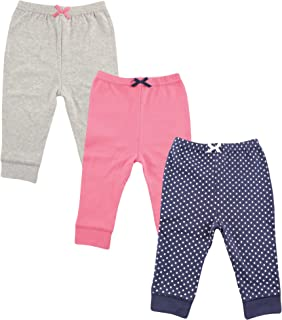 Baby and Toddler Unisex Cotton Pants