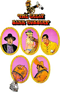Best the great bank robbery 1969 Reviews