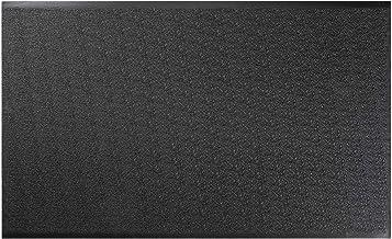Deflecto 纹理抗*舒适地垫 36 x 60 Inches 黑色