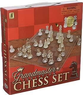 Rhode Island Novelty Grandmaster Regulation Chess Set
