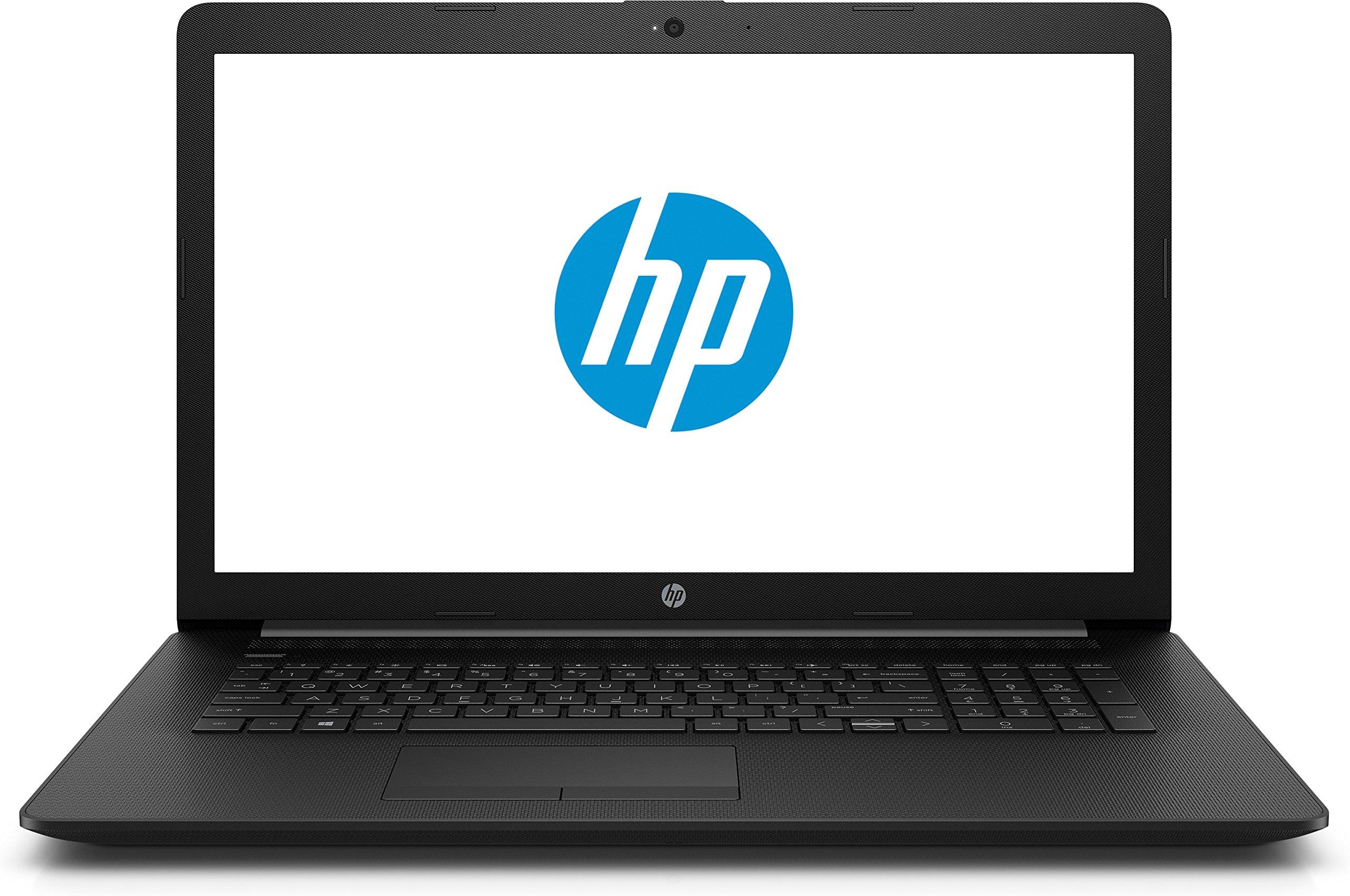 HP HP 17 x 1017ng 43.9 cm(17.3インチHD +)ノートブックコンピュータ(Intel Core i5-8265U、8GB DDR4 RAM、256GBソリッドステートドライブ、Intel Ultra HDグラフィックス、Windows 10 Home Edition)