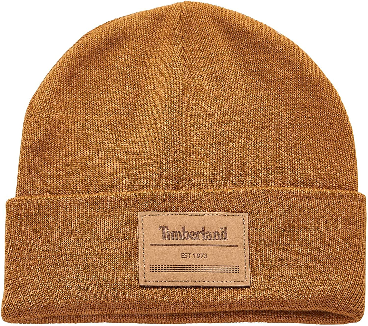 OFFicial site Timberland Men`s Heat Retention Watch Super sale period limited Cap Beanie Knit Leath with