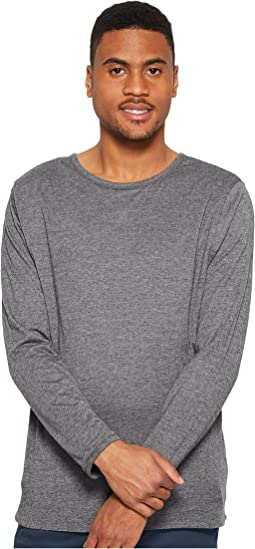 Four-Way Reversible Long Sleeve Jersey Tee